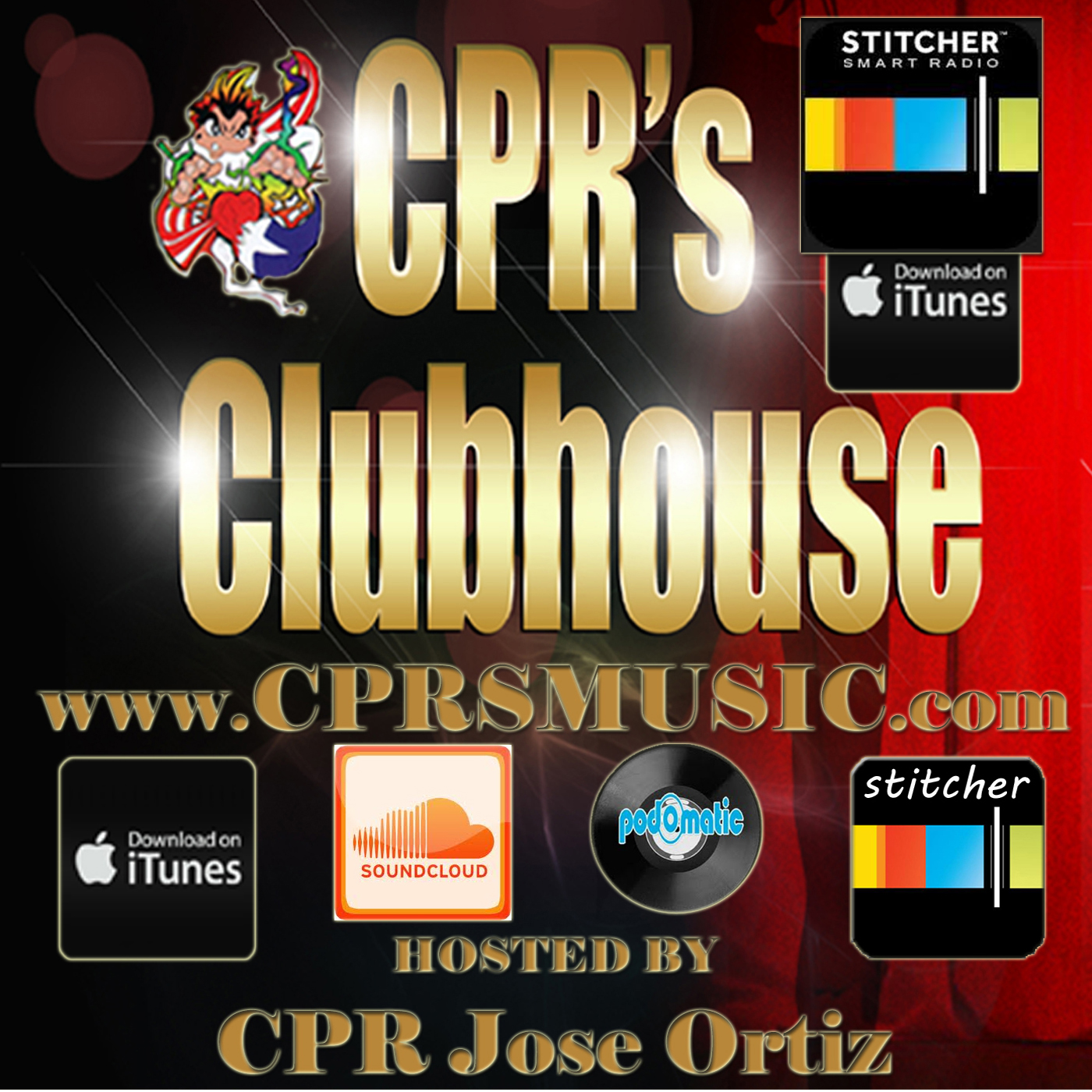Welcome to CPRs Clubhouse