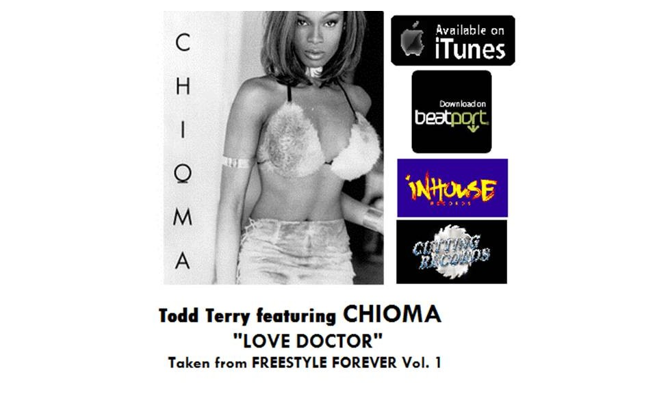 Todd Terry featuring Chioma - Love Doctor