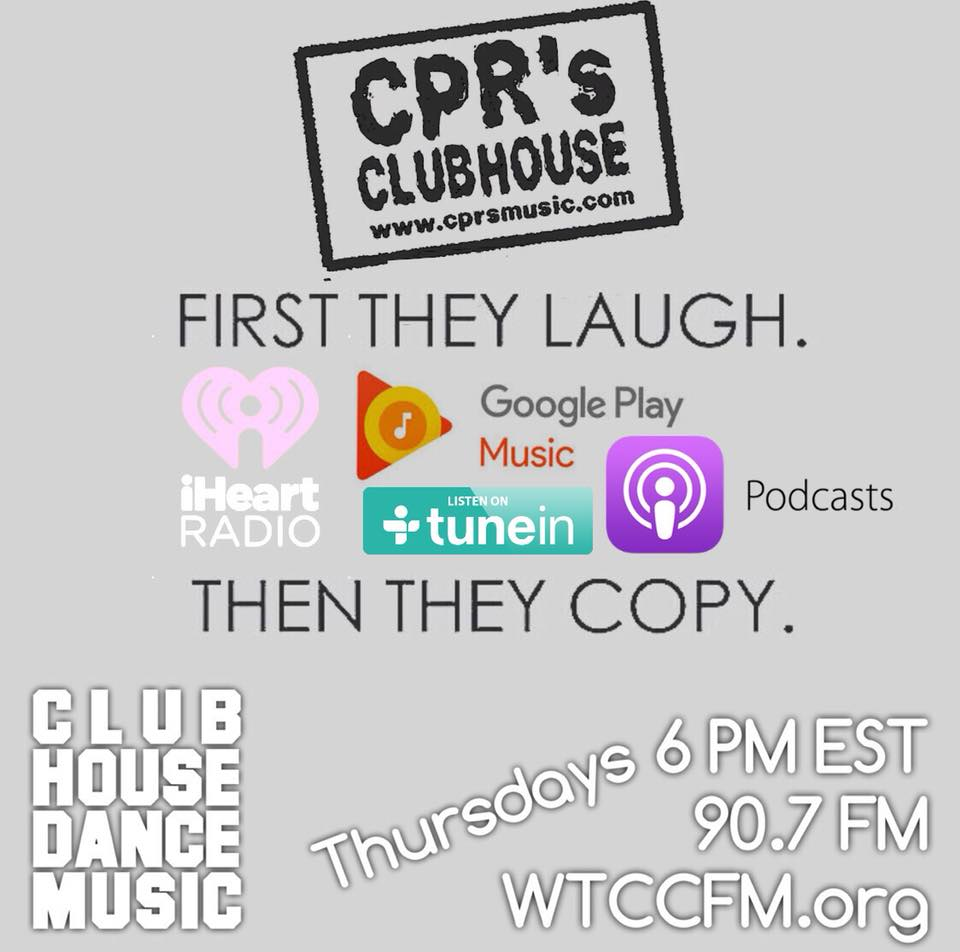 CPR's Clubhouse (Legendary Cry For Love) - CPR's Clubhouse