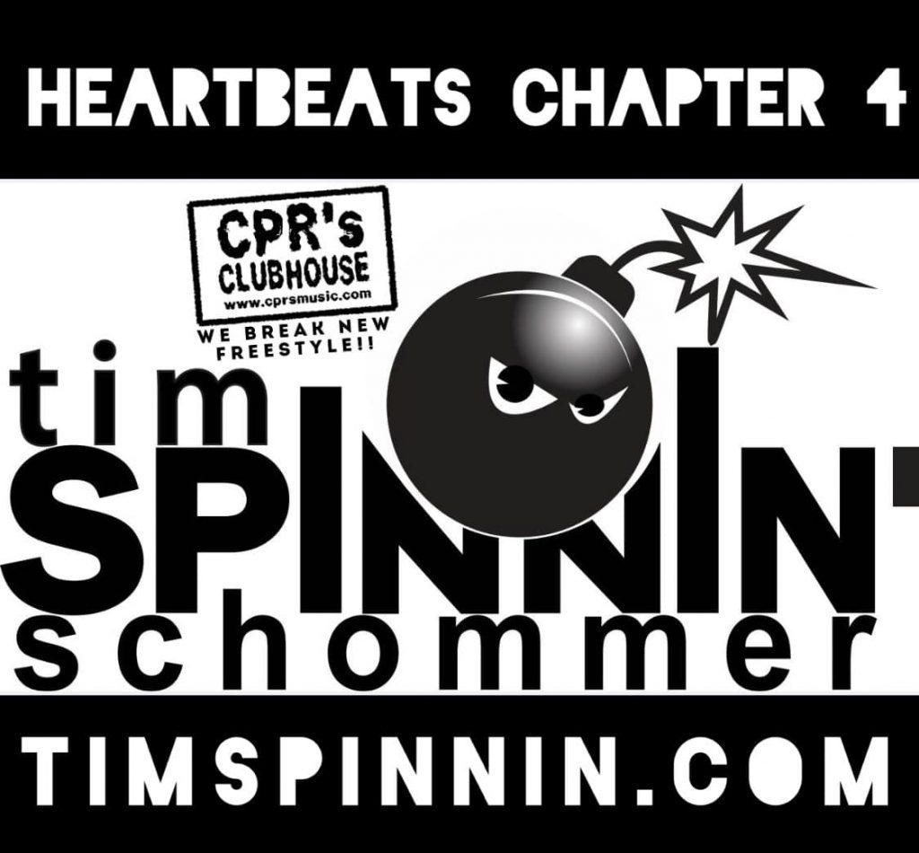 Spinnin Schommer of