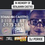 In Memory of Benjamin Castro (DJ Porkie FREESTYLE Mixes OMNIBUS)